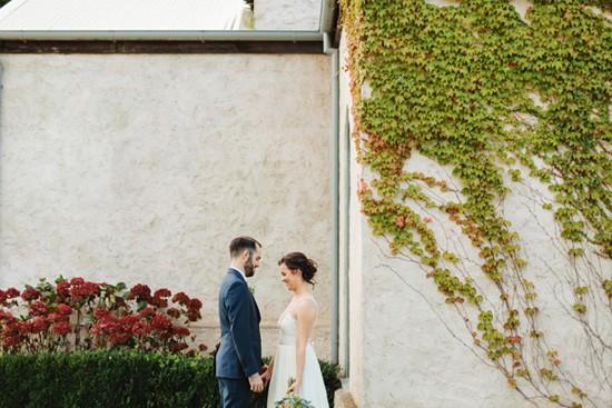 Stones Of The Yarra Valley Wedding Portrait