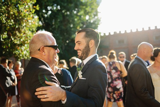 Stones Of The Yarra Valley Wedding congratulations