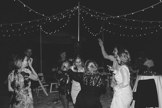Stradbroke Island Beach Wedding reception