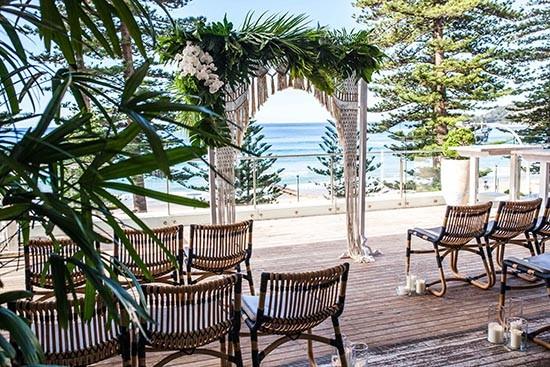 Sydney Outdoor Reception Venues