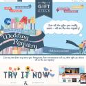 The Gift Aisle Australian Wedding Regsitry