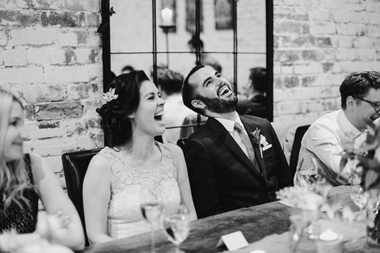 The Stable At Stones Of The Yarra Valley Laughing Newlyweds