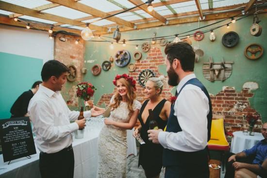 Tin Cat Wedding