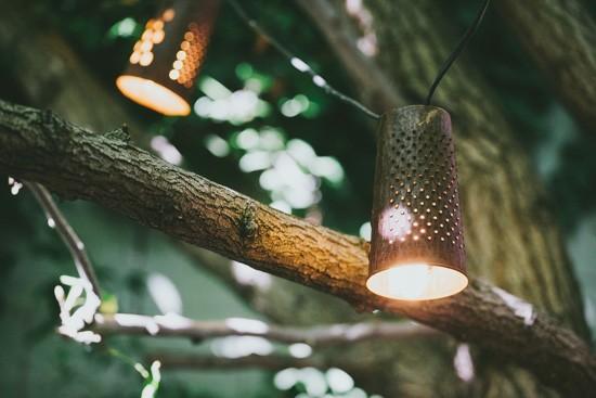 Tin lights
