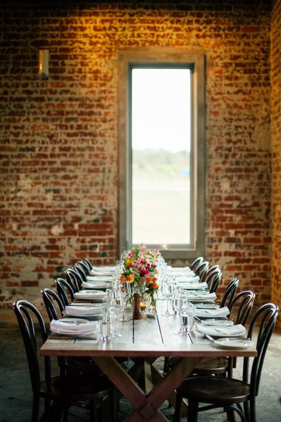 Trofeo Estate Wedding Reception