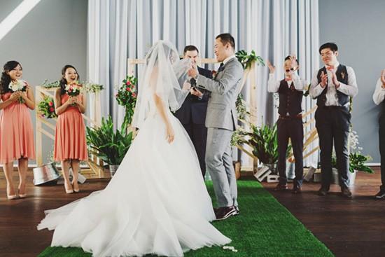 Wedding Ceremony in Australia
