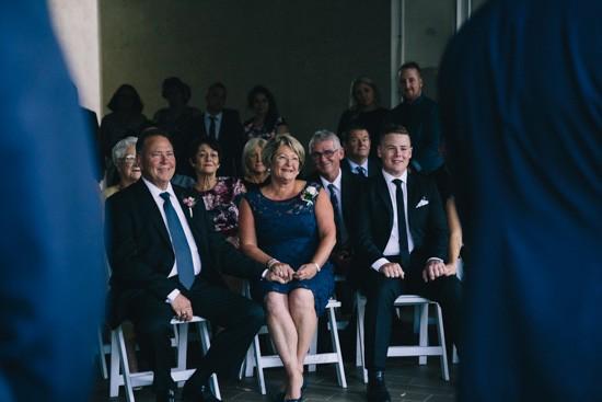 Wedding atNational Gallery of Australia