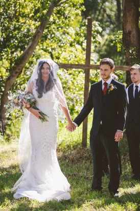 Wedding ceremony in Southern Highlands