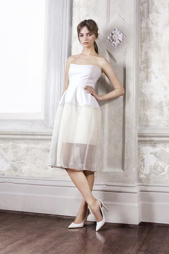 Wiittner Wedding Shoes In White