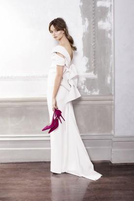 Wittner Hot Pink Bridal Shoes