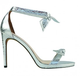 Wittner Wedding Shoes Paige SIlver