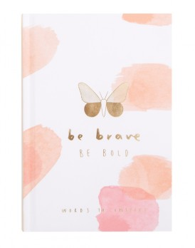 kikki.K_be_brave_be_bold_book_pink_front_RRP$24.95