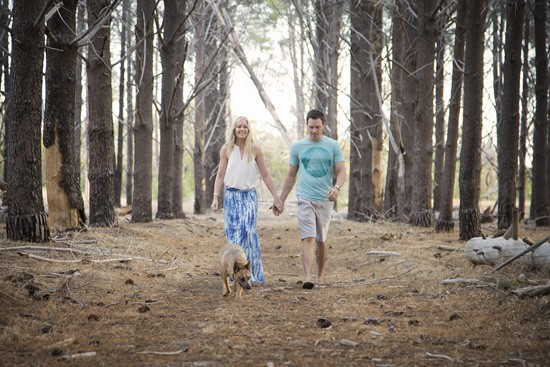 Afternoon Forest Engagement017
