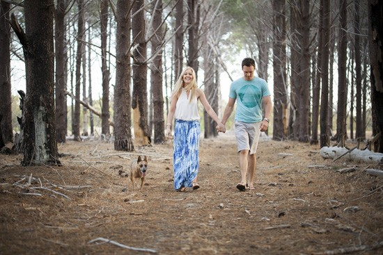 Afternoon Forest Engagement019