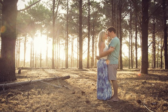 Afternoon Forest Engagement029
