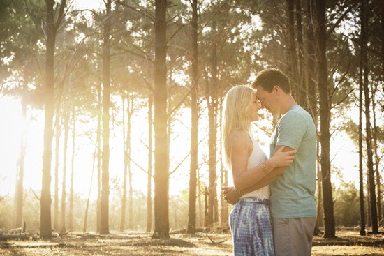 Afternoon Forest Engagement030