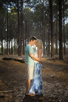 Afternoon Forest Engagement046