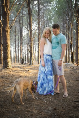 Afternoon Forest Engagement064