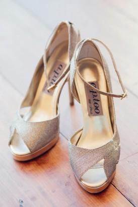 Alan Pinkus Wedding Shoes