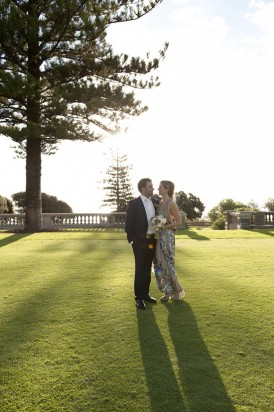 Alana Blowfield Wedding