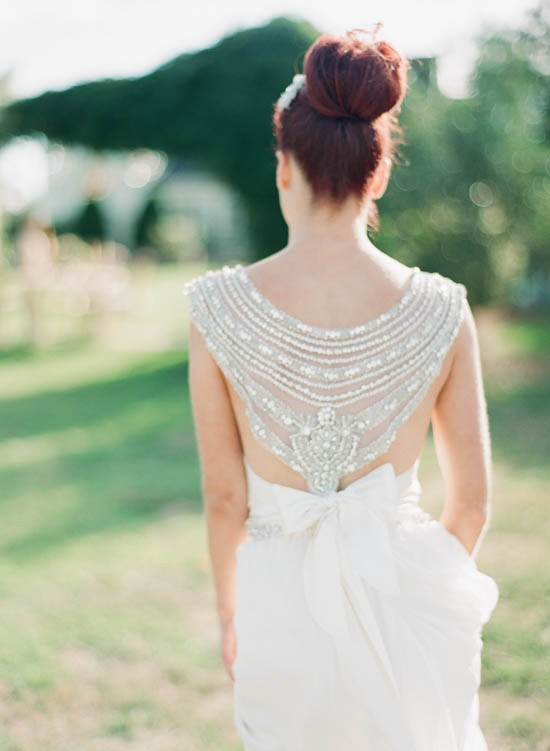 Anna Campbell beaded gown