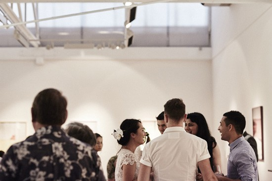 Art Gallery wedding Melbourne