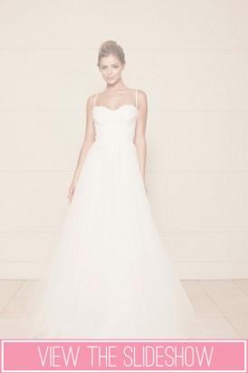 Ballet Inspired Wedding Dresses