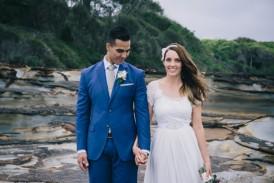 Batemans Bay Wedding portrait