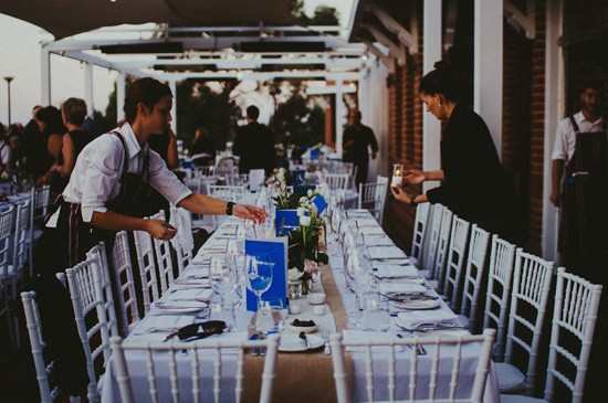 Blue Water Grill Wedding