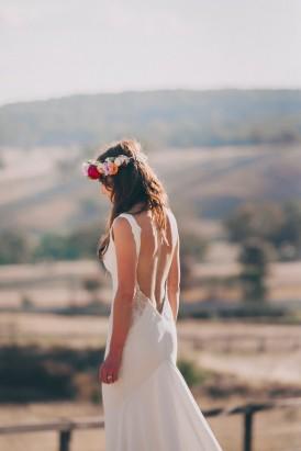 Bride in Corston Couture