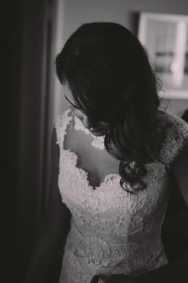 Bride in Fara Couture