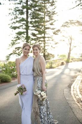 Bridesmaid in Acne Dress