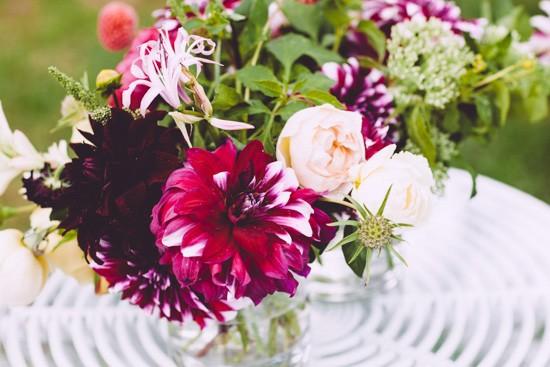 Cecila Fox Wedding Flowers