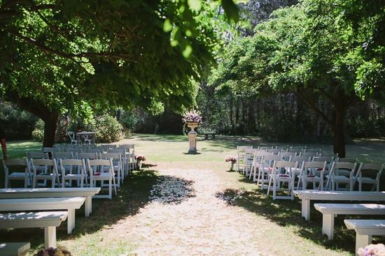 Circa 1876 Restaurant Garden Wedding