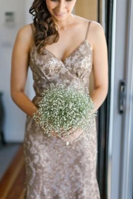Coffee-colour-wedding-dress