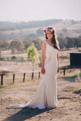 Corston Couture Wedding Dress