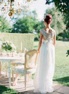 Country agrden wedding