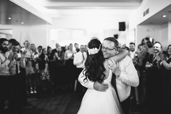 Dancing at Sydney wedding