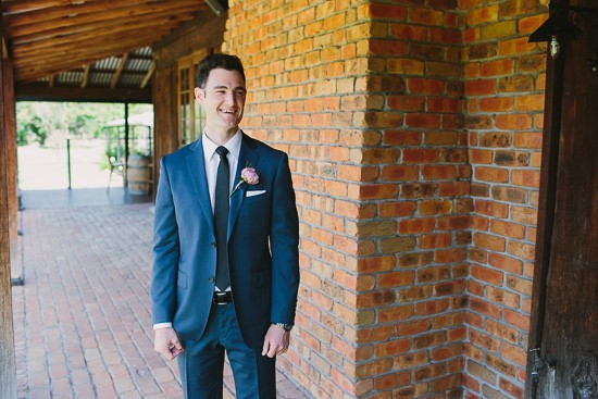 George and Kind Wedding Suit