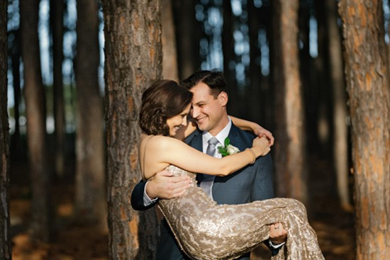 Gold Coast Forest wedding photos