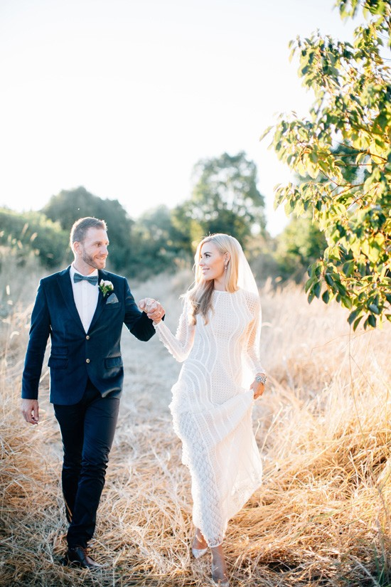 Gold Coast winter wedding