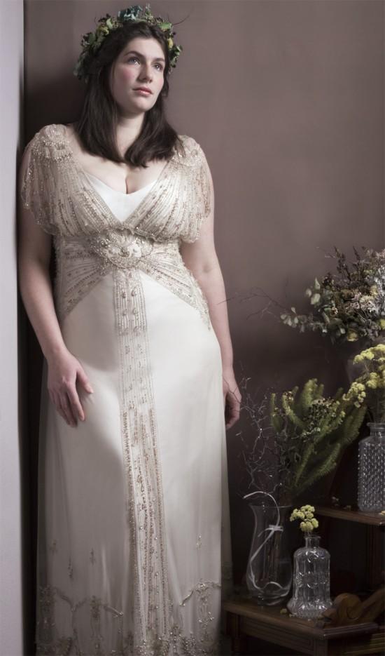 Gwendolynne - Marissa Curvy Bride
