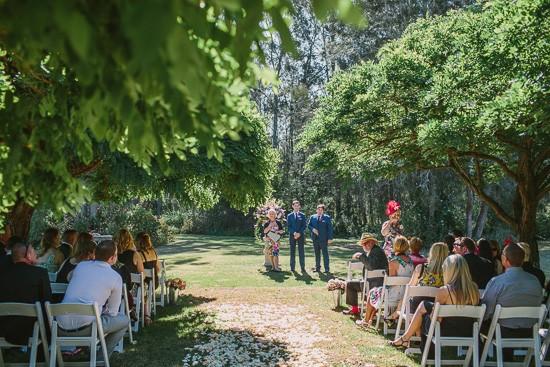 Hunter Valley Garden Wedding