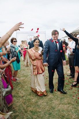 Indian Wedding recessional
