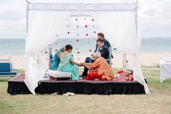 Indian wedding ceremony western Australia