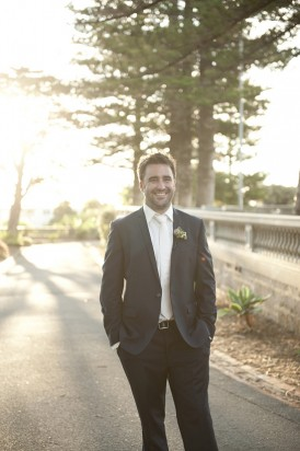 Jack London wedding suit