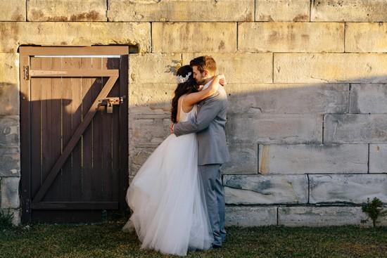 Lina Hayes wedding photo