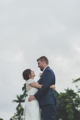 Maleny newlyweds