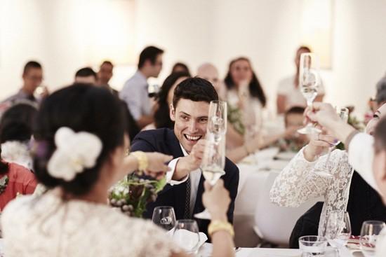 Melbourne cbd art gallery wedding