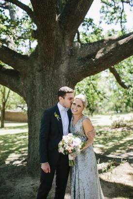 Melbourne oak tree wedding